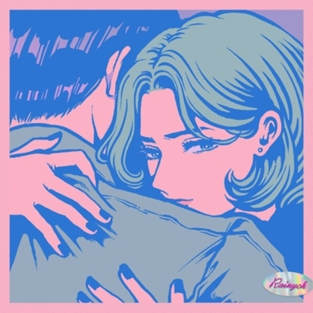 [新品7inch]  Rainych  - 真夜中のドア~Stay With Me~