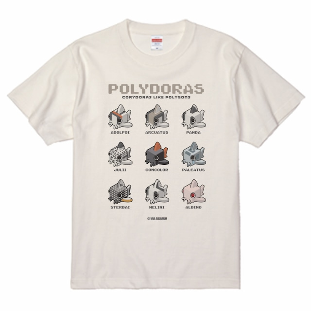 【メンズ】ポリドラスTシャツ(バニラホワイト)