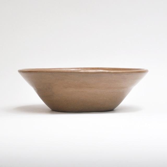 EREACHE エレアチェ 素焼き 茶 ボウルA 食器 メキシコ オアハカ No.6