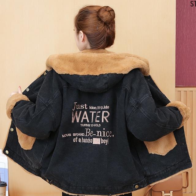 ウールデニムジャケット 3色 【OJ0907】 大きいサイズあり