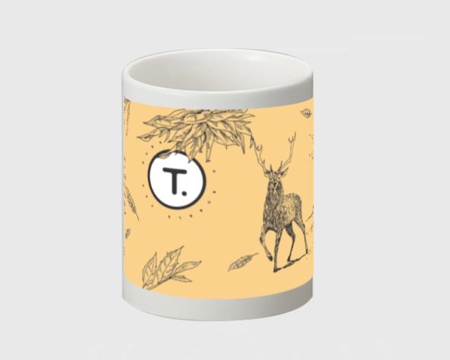 オリジナルカップ(Deer)