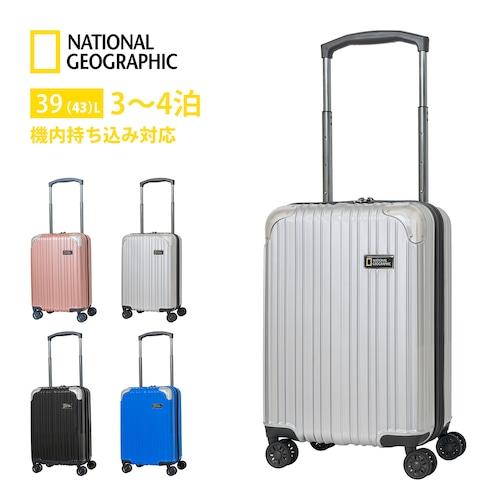 NAG-0799-49 [クーポン対象]スーツケース Sサイズ 機内持ち込み 拡張 キャリーケース Nationalgeographic ナショナルジオグラフィック