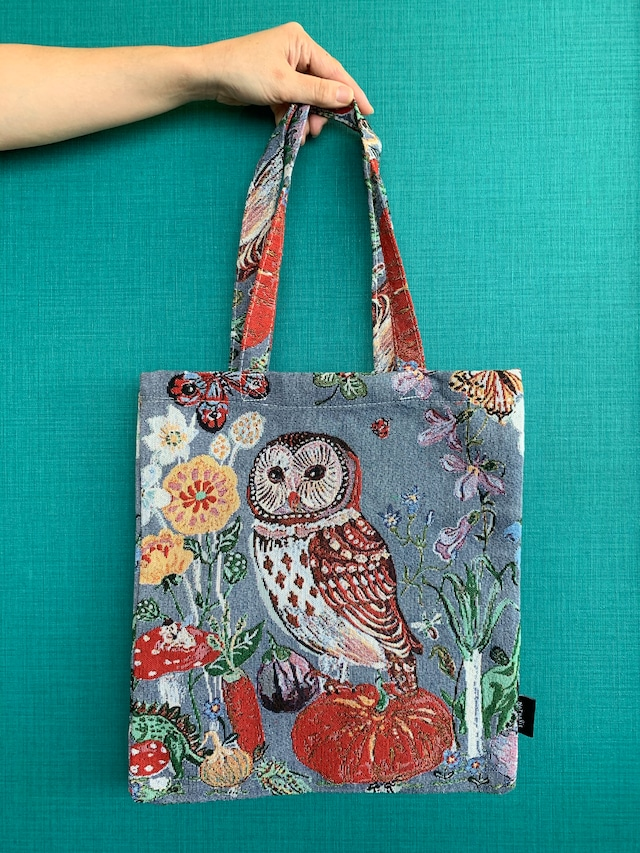 NathalieLete Animal bag Owl