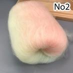MiniB2)羊毛ミニバッツ20g(コリデール)No2(送料込み)