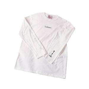 Long sleeve logo T-shirts