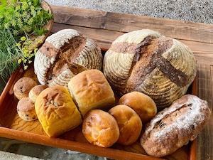 【お得】信州小麦のパンおまかせLセット