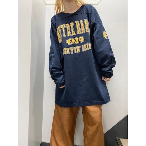 90's GALT SAND フットボールTシャツ