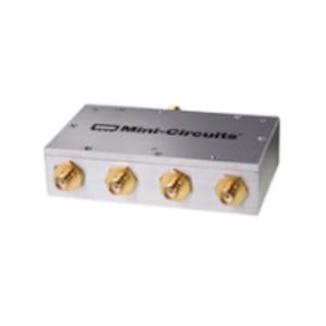 ZB4PD-4(SMA), Mini-Circuits(ミニサーキット) |  RF電力分配器・合成器(スプリッタ・コンバイナ), Frequency(MHz):3700 to 4200 MHz, 分配数:4 WAY-0°