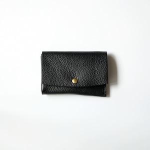 mini wallet - bk - vacchetta