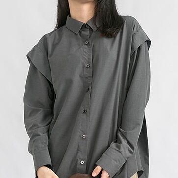 Shoulder extension shirt(ショルダーエクステンションシャツ)b-459