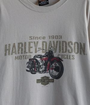 VINTAGE HARLEY-DAVIDSON T-SHIRT -UTAH-