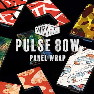 WRAPS! for pulse 80W PANEL WRAP