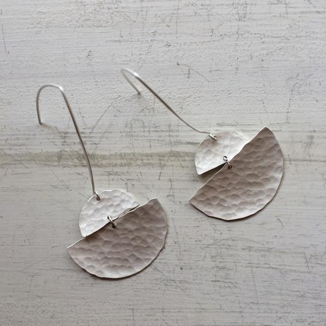 Selefina Silver Pierces