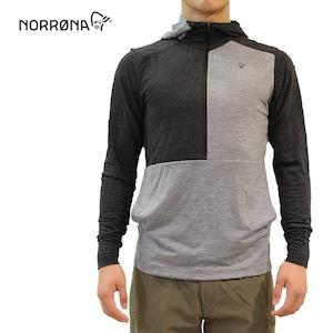 NORRONA   Wool Hoodie Mens