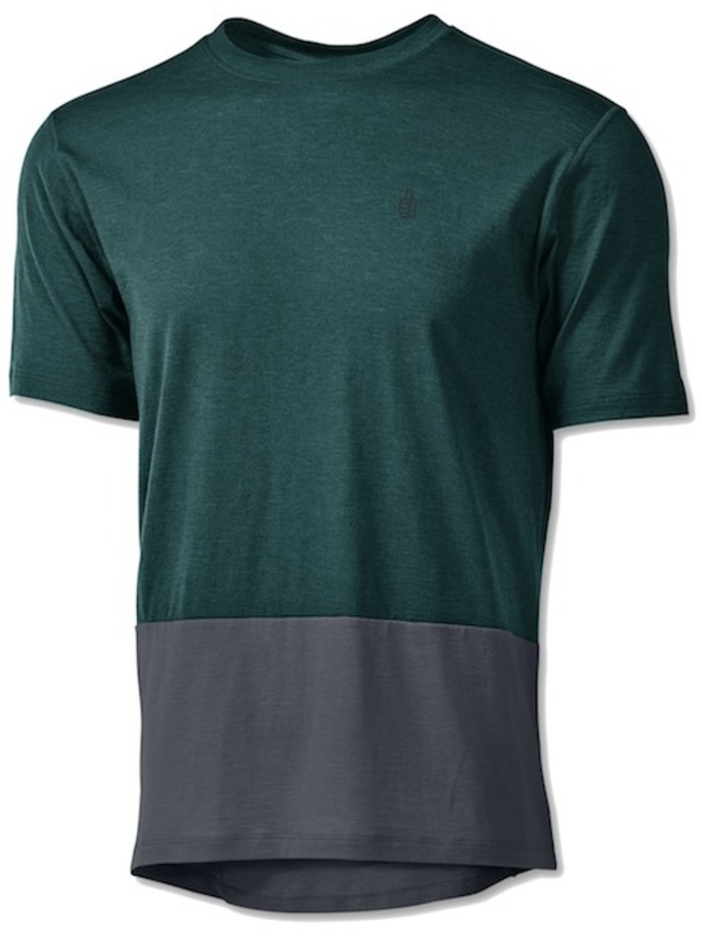 TREW - DIPPED WEIGHTLESS NUYARNメリノTシャツ(メンズ)
