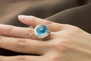 【ビンテージ時計】1971年7月製造 セイコー指輪時計 日本製 当時の定番モデルになります 【デッドストック品】