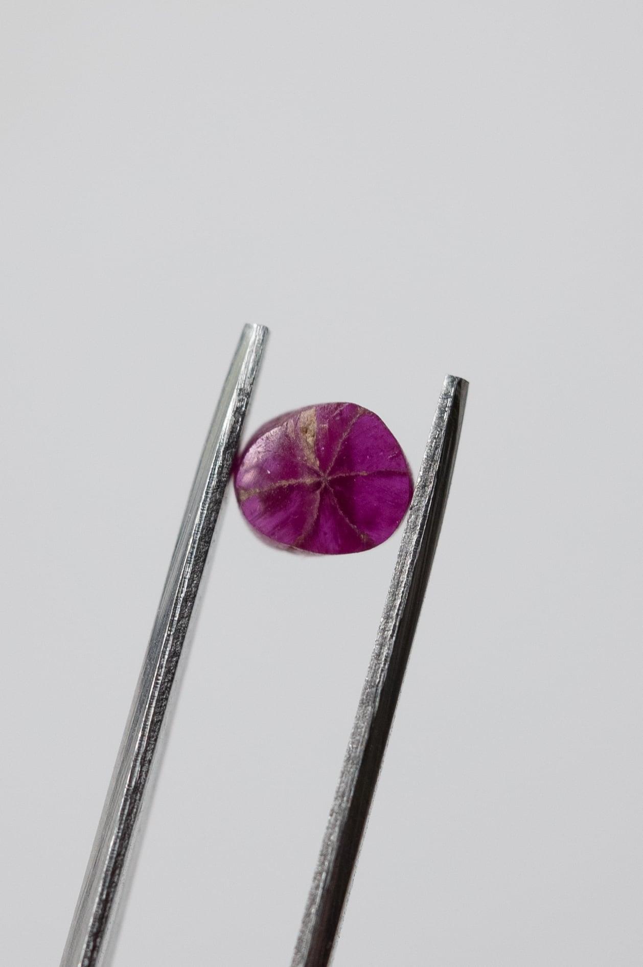 Trapiche Ruby -007