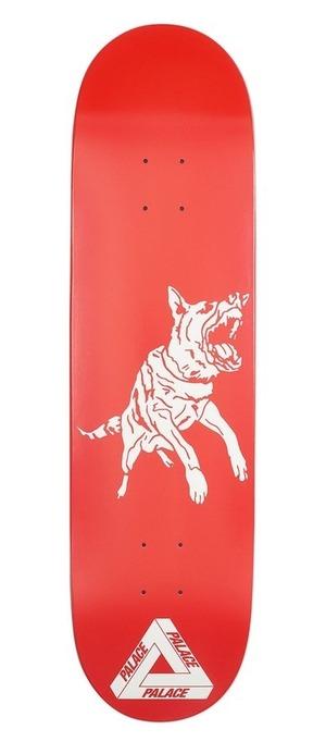 PALACE SKATEBOARDS 24HR DOG 8.375 パレス