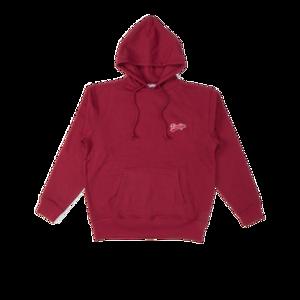 Logo Hoodie - Wine Red