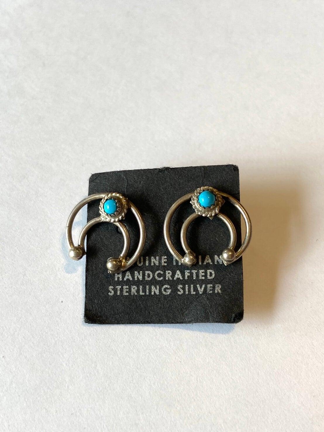 【Indian jewelry】ピアス~シルバー~