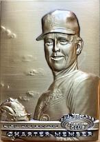 MLBカード 91TOPPS Nolan Ryan CHARTER MEMBERS 300勝 ブロンズプレート
