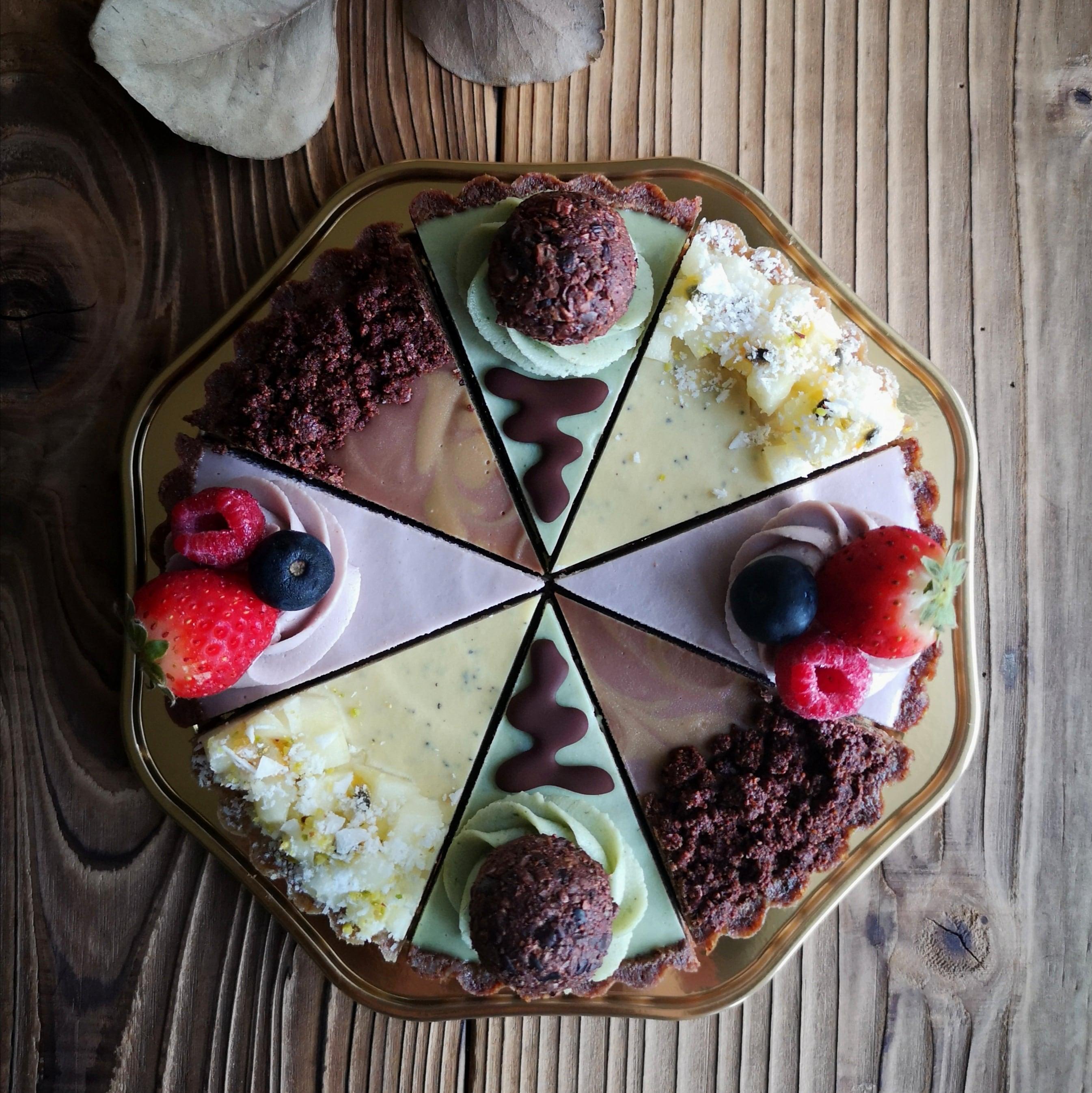 【ご予約のお客さま専用です】季節のローケーキアソートセット Vol.7