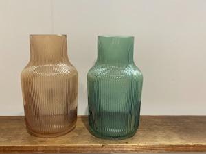 line glass vase/high