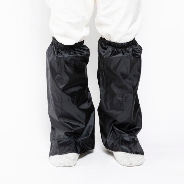 G-28 防水脚絆 黒●