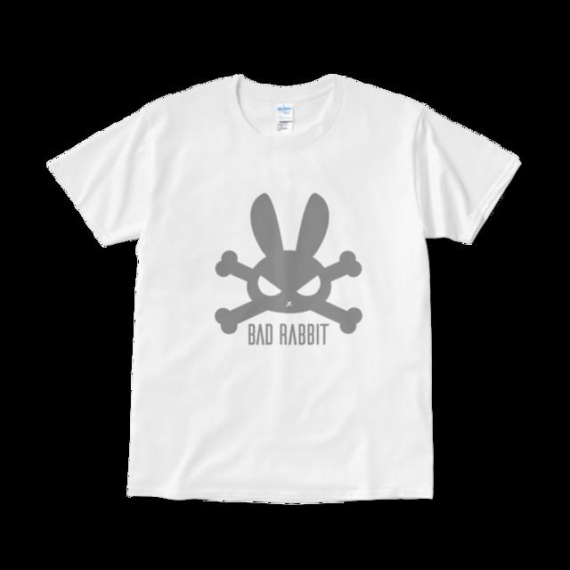【税込・送料無料】BAD RABBIT Tシャツ002ブラック