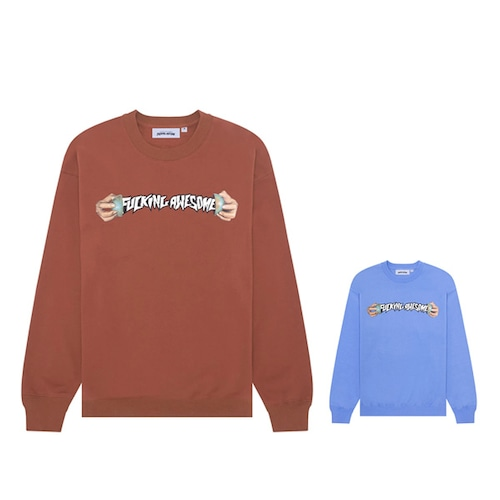 Fucking Awesome World Cup Crewneck