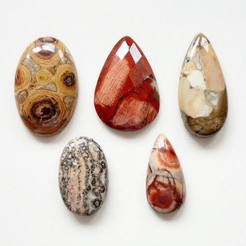 天然石セット animal