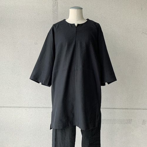 【COSMIC WONDER】Silk & Linen smock/13CW01156