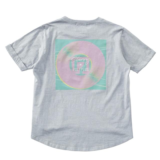 Starry Artwork T-shirt サックス