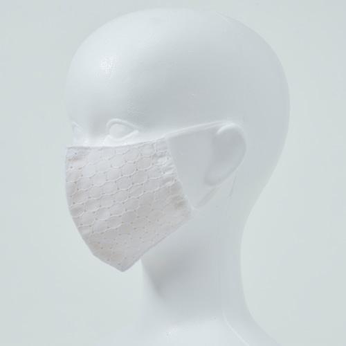 レースマスク〈サークル〉