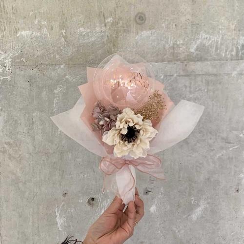BALLOON FLOWER BOUQUET MINI - san marino -