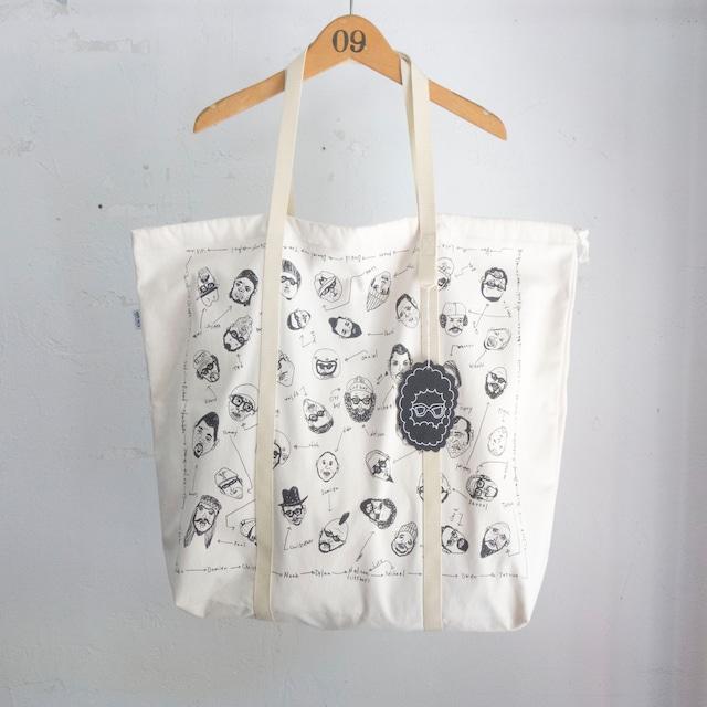 Chi-bee Nelson Friendship Softote Bag KH 再入荷!!