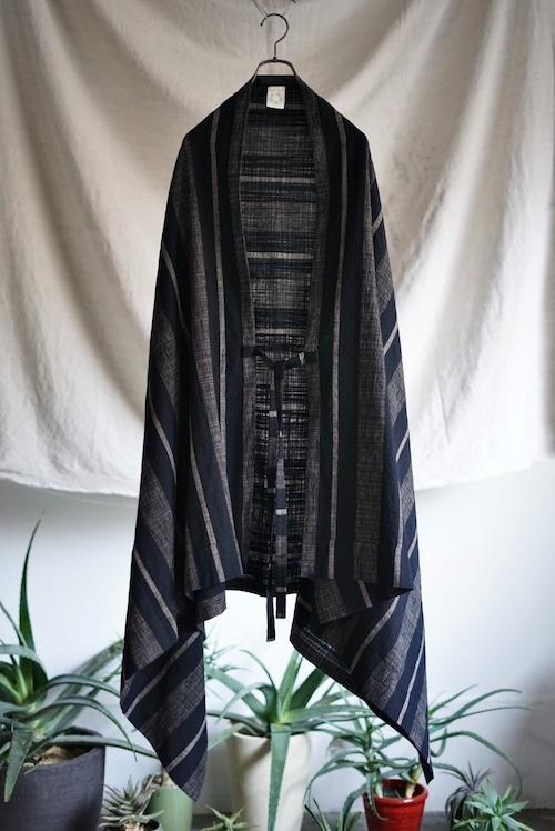 <SOLD OUT>JAN JAN VAN ESSCHE - SCARF#23 (BOLD STRIPED CLOTH)