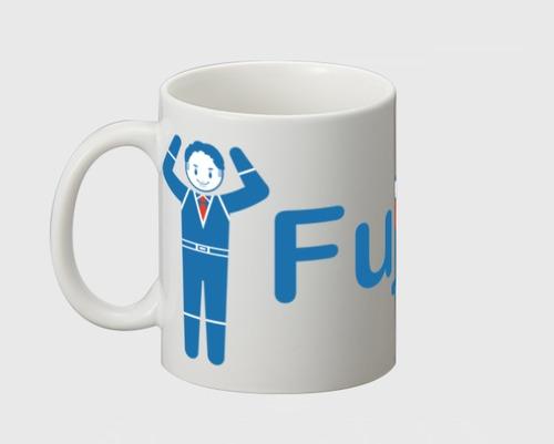Fuji2マグカップA