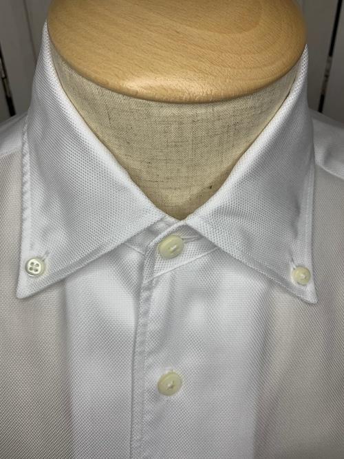 シャツ(単品)Mサイズ ボタンダウン