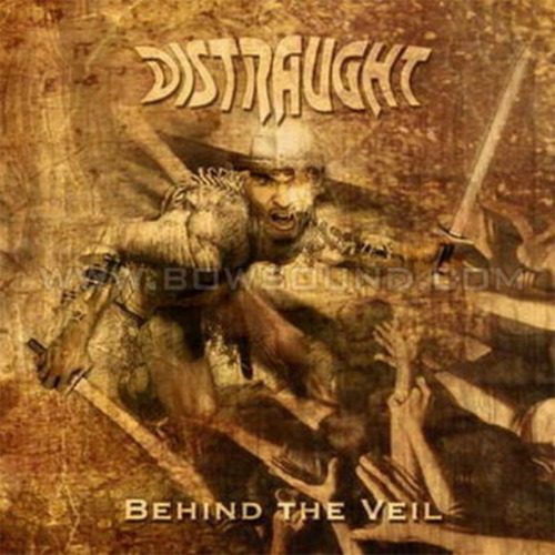 """DISTRAUGHT """"Behind the Veil"""" (輸入盤)"""