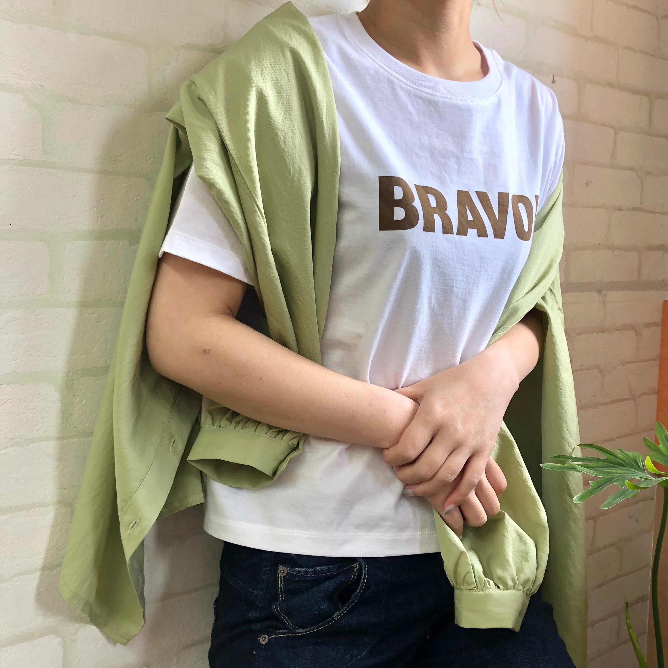 【 siro de labonte 】- 199-2040 - BRAVOTシャツ