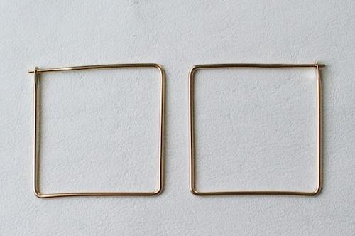 Mark steel Jewelry ピアス(MSP015GD)