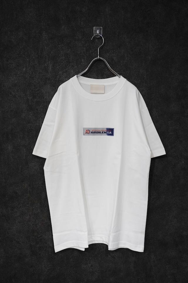 DILEMMA AIRDILEMMA Tshirt/WHITE