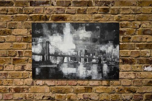 New York, city scape composition #8 (額入り特別作品)