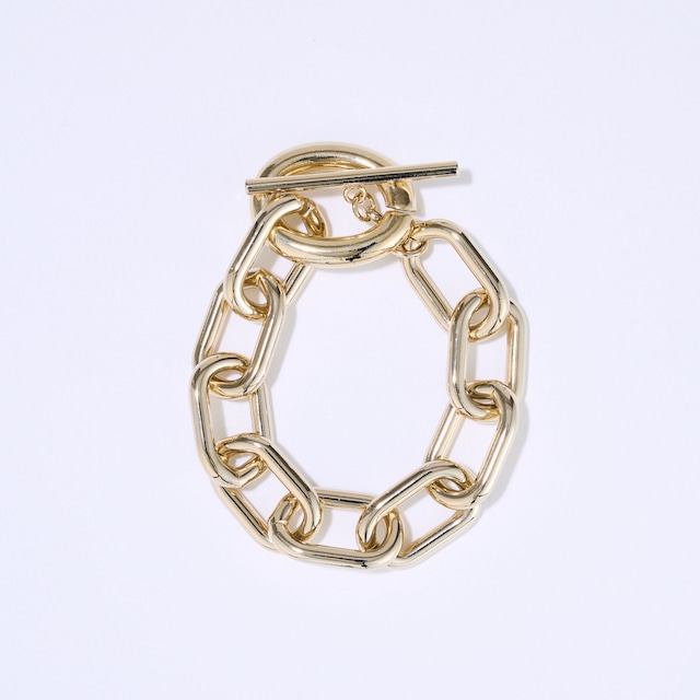 Heavy Chain Bracelet