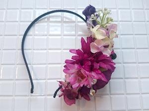 ジプシー & トライバル 風 カチューシャ / 髪飾り