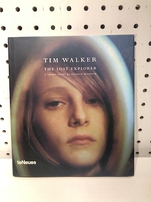 BOOK / TIM WALKER 『THE LOST EXPLORER』