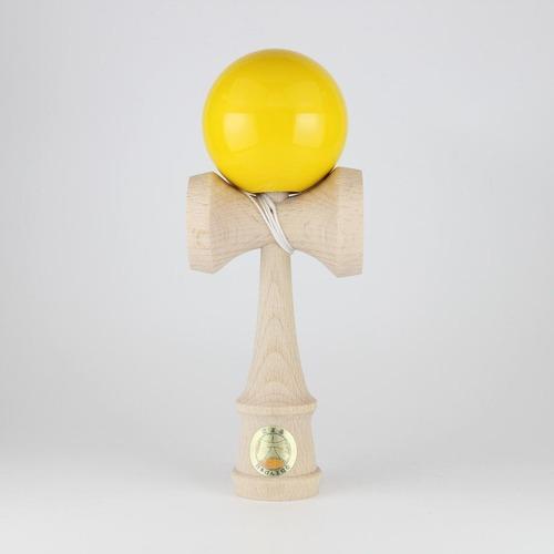 競技用けん玉 大空 ソリッドカラー  黄色