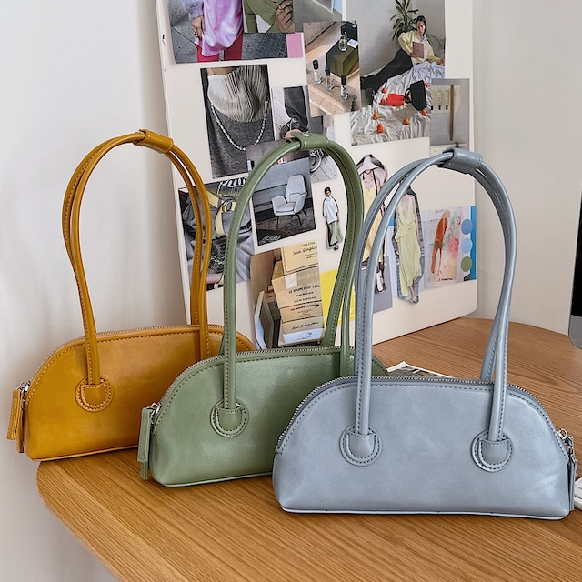 Long handle color bags