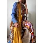 【RehersalL】ethnic gown onepiece(light A) /【リハーズオール】エスニックガウンワンピース(light A)